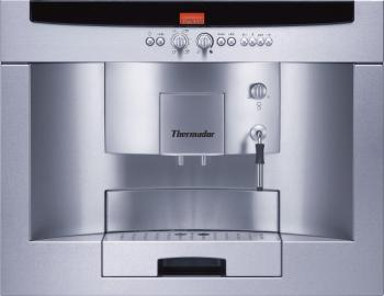 Silver Thermador Coffee System